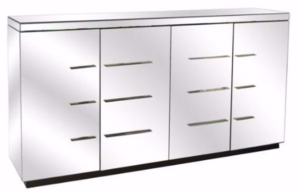 Picture of MELROSE 4-DOOR CABINET