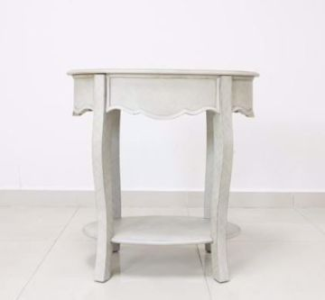 Picture of HAWTHORNE ESTATE OVAL ACCENT TABLE