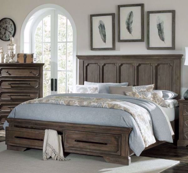 Picture of TOULON KING STORAGE BED
