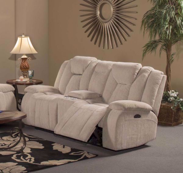 Picture of SAVOY BARK RECLINING LOVESEAT