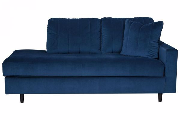Picture of ENDERLIN INK RIGHT ARM CHAISE