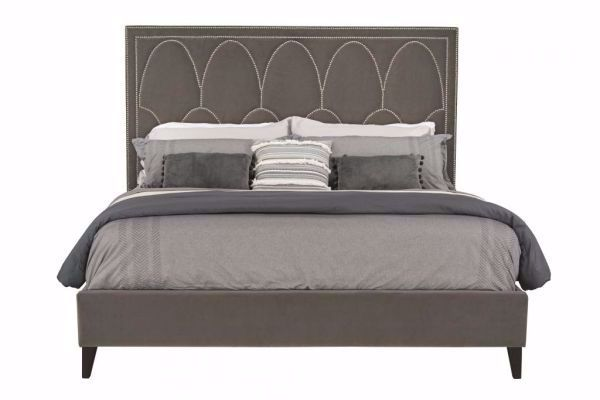 Picture of SIMONE QUEEN UPHOLSTERED BED