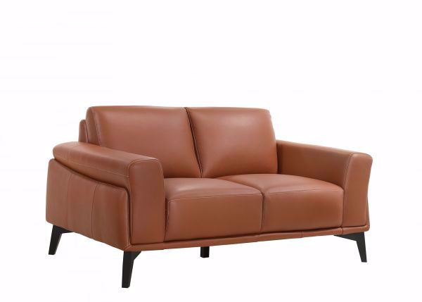 Picture of COMO TERRACOTTA LOVESEAT