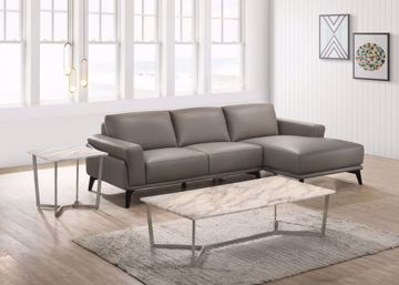 Picture of LUCCA SLATE 2-PC. SECTIONAL