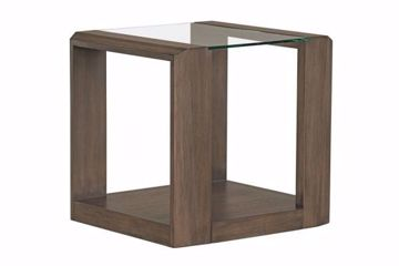 Picture of SONATA BROWN END TABLE