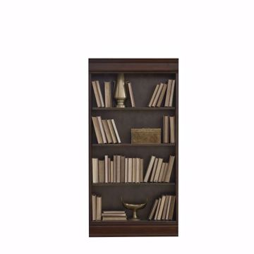 "Picture of BRAYTON MANOR 60"" BOOKCASE"