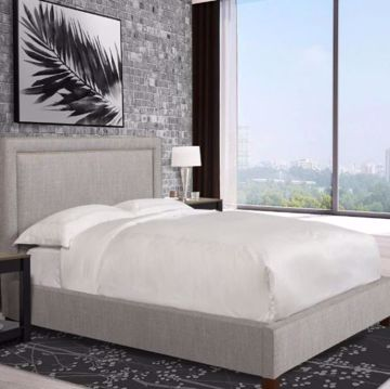 Picture of CODY QUEEN UPHOLSTERED BED