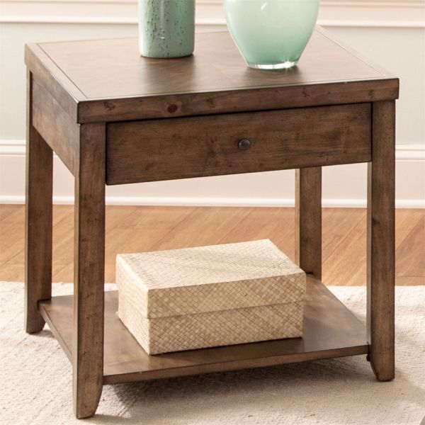 Picture of MITCHELL END TABLE
