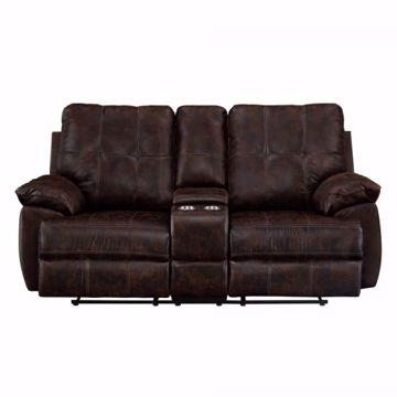 Picture of HOLLISTER RECLINING LOVESEAT