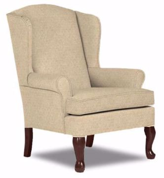 Picture of DORIS WING CHAIR