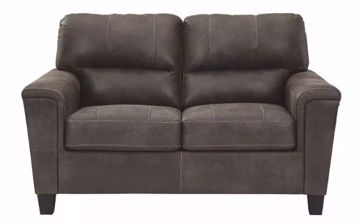 Picture of MC CAMMON SMOKE LOVESEAT