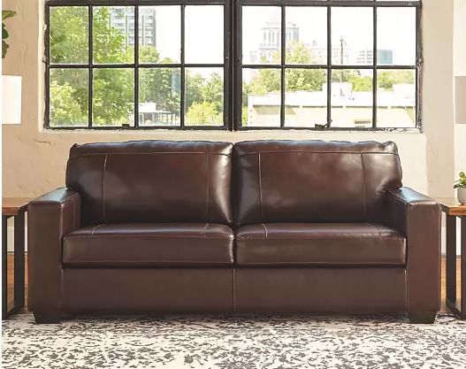 Picture of MORELOS SOFA CHOCOLATE