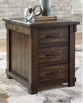 Picture of LAKELEIGH END TABLE