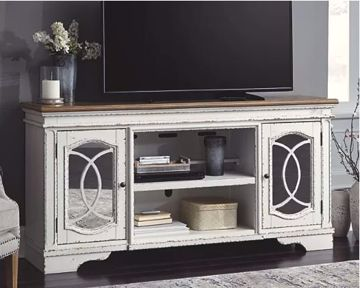 "Picture of REALYN 74"" TV STAND"