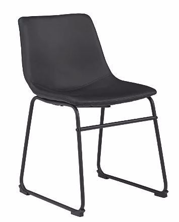 Picture of CENTIAR SIDE CHAIR BLACK