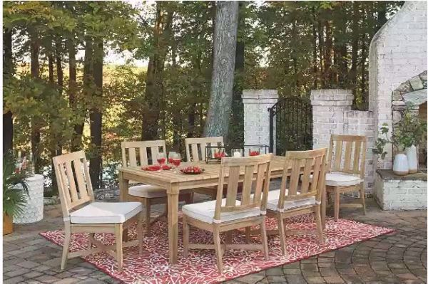 Picture of CLARE VIEW DINING TABLE