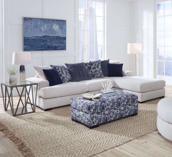 Picture of ROMANO FLAX 2-PC. SECTIONAL