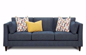 Picture of THERON INDIGO SOFA