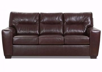 Picture of LAVISH CHESTNUT SOFA