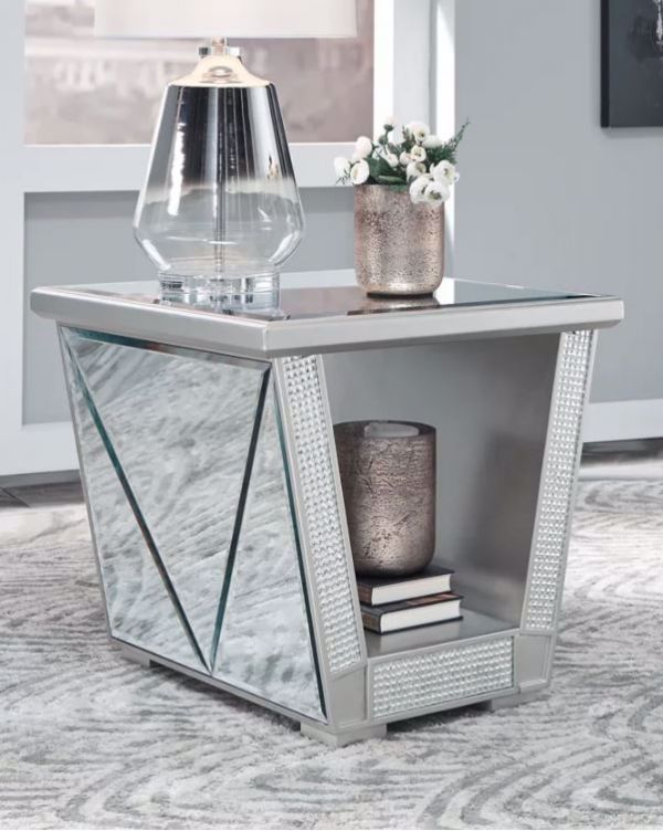 Picture of FANMORY END TABLE