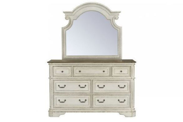 Picture of STEVENSON DRESSER & MIRROR