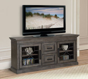 "Picture of SUNDANCE 76"" TV CONSOLE SMOKEY GREY"