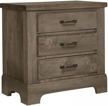 Picture of COOL RUSTIC NIGHTSTAND