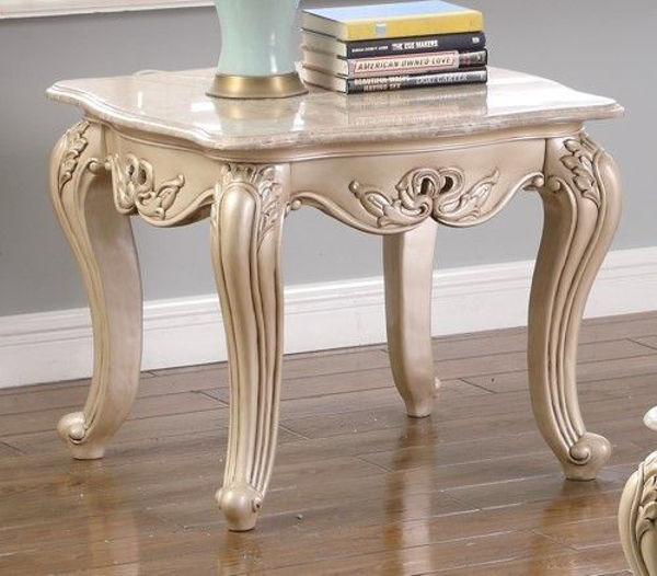 Picture of MONIQUE PEARL END TABLE