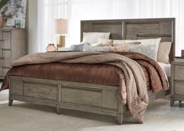 Picture of ATELIER QUEEN PANEL BED