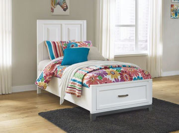Picture of BRYNBURG FULL PANEL STORAGE BED