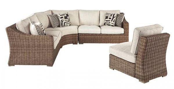 Picture of BEACHCROFT 4-PC. SECTIONAL