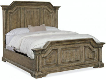 Picture of LAGRANGE KING PANEL BED