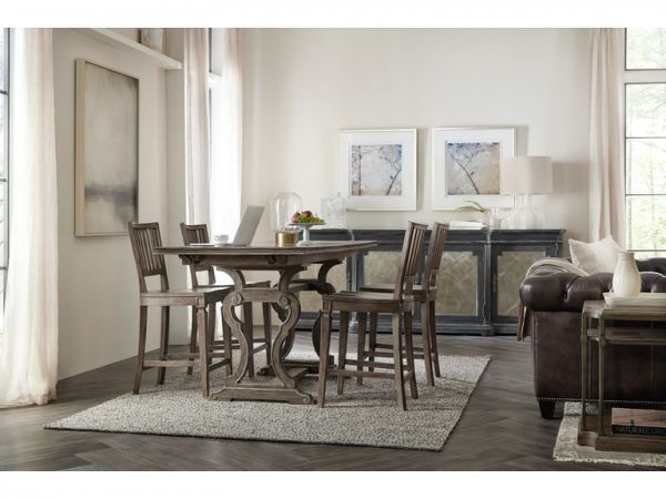 Picture of WOODLANDS COUNTER STOOL