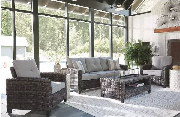 Picture of CLOVERBROOKE 4-PC. OUTDOOR SET