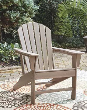 Picture of SUNDOWN TREASURE ADIRONDACK CHAIR DRIFTWOOD
