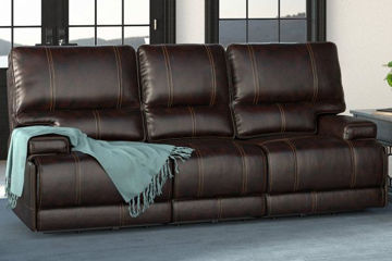 Picture of WHITMAN POWER RECLINING SOFA