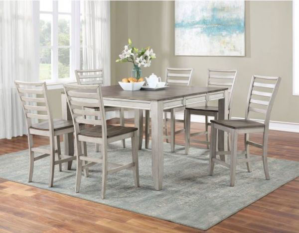 Picture of ABACUS COUNTER HEIGHT DINING SET