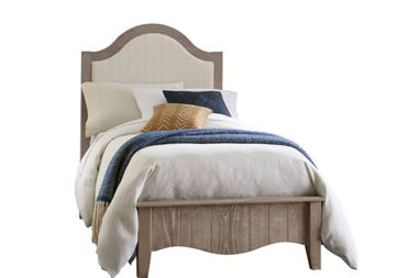 Picture of CASUAL RETREAT TWIN UPHOLSTERED BED