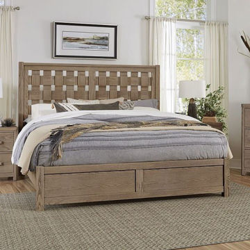 Picture of LATITUDES KING BED