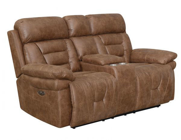 Picture of BROCK POWER RECLINING LOVESEAT