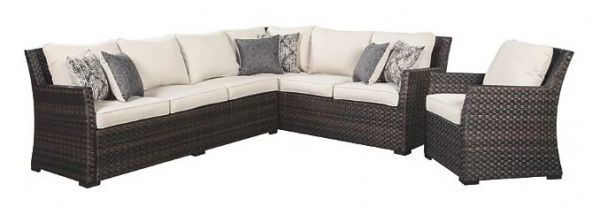 Picture of EASY ISLE SOFA SECTIONAL WITH CHAIR