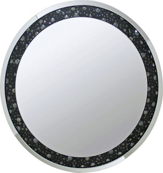 Picture of NOOR ROUND WALL MIRROR