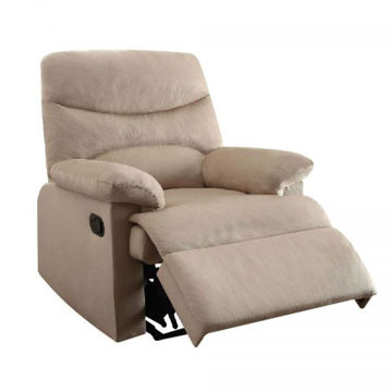 Picture of ARCADIA RECLINER BEIGE