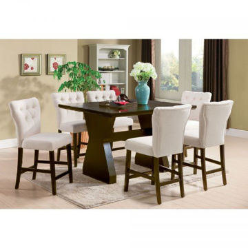 Picture of EFFIE 5-PC. COUNTER HEIGHT DINING SET