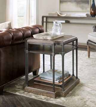 Picture of WOODLANDS END TABLE