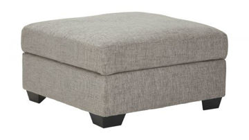 Picture of MEGGINSON STORAGE OTTOMAN