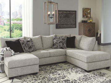 Picture of MEGGINSON 2-PC. SECTIONAL