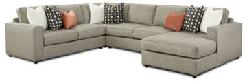 Picture of MONROE ASH 4-PC. SECTIONAL