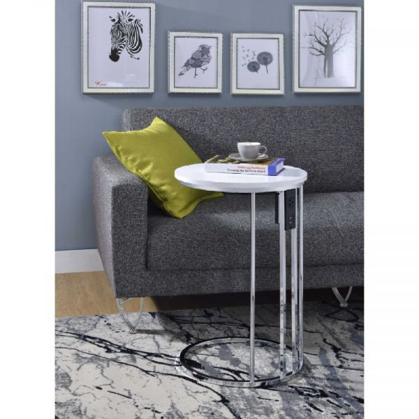Picture of LITTEN SIDE TABLE