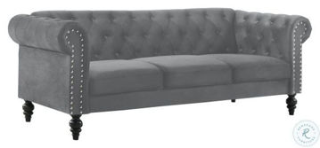 Picture of EMMA SOFA GRAY
